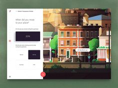 """Back in 2016 I worked on this project for Yomes, an online community for renters, in Halifax. The """"Renters Transparency Initiative"""" was a anonymous survey where renters were able to share their e..."""