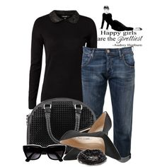 Modern Audrey Hepburn Style | fashion look from August 2013 featuring DKNY tops, Citizens of ...