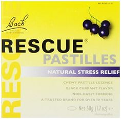 Nelson Bach – Rescue Pastilles Black Currant, oz (Pack of Black Currant Oil, Natural Treatment For Anxiety, Love Parents, Stress Management Techniques, How To Cure Anxiety, Natural Stress Relief, Vegetarian Lifestyle, Life Extension, Black Currants