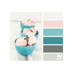 dessert tones ❤ liked on Polyvore featuring design seeds, colors, backgrounds, palettes and color palettes