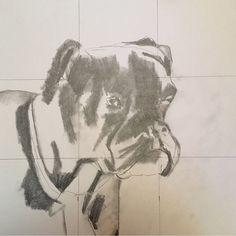 Cleo eine Bleistiftskizze . . . #instapaint #acrylmalerei #malenundzeichnen #workshops #farben #farbenfroh #kunst #schweizerkunst #zürich #acrylmalerei #acryl Instagram, Art, Pencil Sketching, Drawing S, Kunst, Photo Illustration, Art Background, Performing Arts