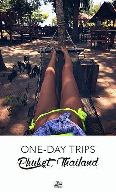 One-day Trips ❋ Phuket, Thailand ❋ James Bond Island (+ Canoe +Muslim Village): 3500 BT/adult; 1500 BT/child See all Visit Thailand, Phuket Thailand, Thailand Travel, Asia Travel, One Day Trip, Day Trips, James Bond Island, Asia Continent, Plan My Trip