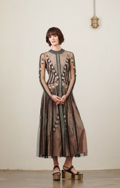 397487e7a Temperley London Pre-Fall 2019 Collection - Vogue Temperley, Unusual  Dresses, Yoga,