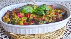 Miglio gratinato con verdure