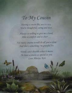 41 Best Cousin Quotes Ideas Cousin Quotes Best Cousin Quotes Poem About Death
