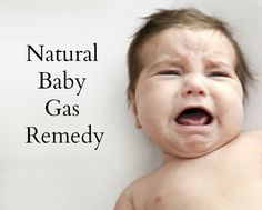 Safe, Effective Gas Remedy for Babies