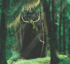 Herne The Hunter – The Horned God And Lord Of The Forest In British Mythology