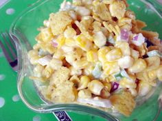 Corn salad with Fritos
