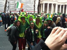 A few photo's of those enjoying St. Patrick's Day in Dublin City. Dublin City, Album, Celebrities, Gallery, Day, Image, Celebs, Roof Rack, Celebrity
