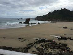 Playa del Aguilar / Muros de Nalón