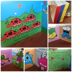 Pre-K Preschool Daily Reading Activities - Colour, Animals, Alphabet, Numbers Preschool Age, Preschool Ideas, Reading Recovery, Pre Kindergarten, Second Language, Reading Activities, Esl, Alphabet, Numbers