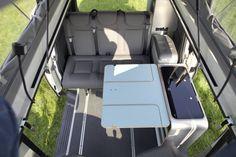 Tonke turns the new VW T6 into versatile camper van