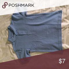 Boys Chaps Light blue Polo shirt Boys light blue short sleeve polo shirt Chaps Shirts & Tops Polos