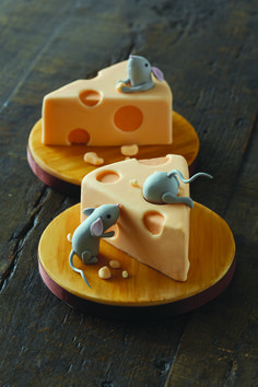 Mäuse - Motiv Torten - - Celebration cakes for women, Party organization ideas, Party plannig business Crazy Cakes, Fancy Cakes, Cute Cakes, Pretty Cakes, Mini Cakes, Fondant Cakes, Cupcake Cakes, Animal Cakes, Mouse Cake