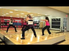 Zumba: Applause by Lady Gaga
