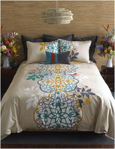 Blissliving Home Shangri-La Duvet Set | Free Shipping