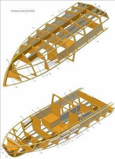 Ideas for model boats building woods