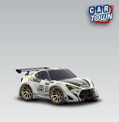Scion FR-S Race Prototype 2012 - Scion Racing