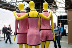 No Homers Club   Three Stages Of Marge's Chanel Suit, Getintothis