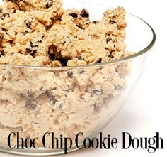 CHOCOLATE CHIP COOKIE DOUGH Fragrance Oil