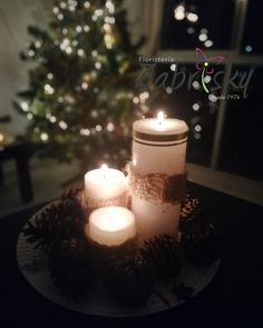 #candles #luces #lucesdenavidad #navidad