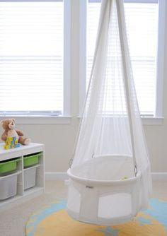 Dreambur Designer Hanging Bassinet - contemporary - baby swings and bouncers - Amazon