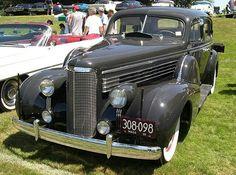 1938 LaSalle Series 50