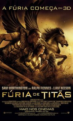 Clash of the Titans Movie Poster #6
