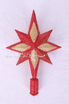 Free Shipping  20cm star Christmas decoration -inChristmas Decoration Supplies from Home  Garden on Aliexpress.com $4.56