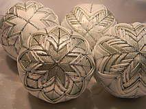 Dekorácie - vianočné ozdoby 60 - 8cm - 4528113_