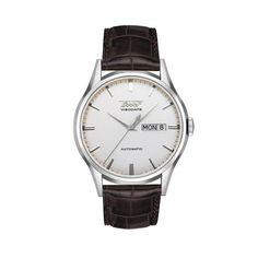 Tissot Men's T0194301603101 'Heritage Visodate' Automatic Brown Watch