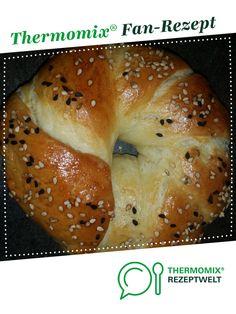 Acma - Türkische Brötchen von Jagga. Ein Thermomix ® Rezept aus der Kategorie Brot & Brötchen auf www.rezeptwelt.de, der Thermomix ® Community.
