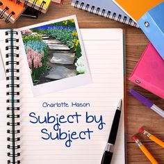 Next Steps: Subject by Subject, Part 18