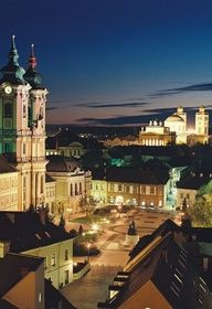Amazing City of Eger (My husband wants to take us to Hungary, especially Budapest, I can see why looks like a beautiful country). Places Around The World, Travel Around The World, Around The Worlds, Great Places, Places To See, Wonderful Places, Budapest, Beautiful World, Beautiful Places