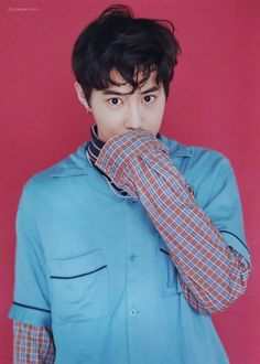 Find images and videos about kpop, exo and suho on We Heart It - the app to get lost in what you love. Suho Exo, Kpop Exo, Park Chanyeol, 2ne1, Btob, K Pop, Exo Lucky One, Kai, Korea