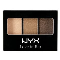 NYX Love in Rio Eye Shadow Palette for Spring 2013