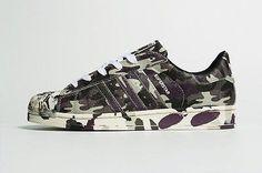 Adidas Superstar Army Camo Runing Shoes Pumas f83a56b0f