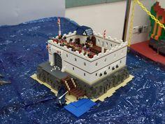 by Brickadier General Lego Pirate Ship, Lego Ship, Lego Age, Amazing Lego Creations, Lego Construction, Lego Castle, Lego Stuff, Pirates Of The Caribbean, Discovery