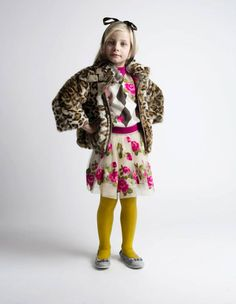 ALALOSHA: VOGUE ENFANTS: Monnalisa AW'13 lookbook