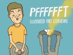 Pfffffft: Illustrated Fart Literature