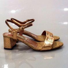 #sandals #rosegold