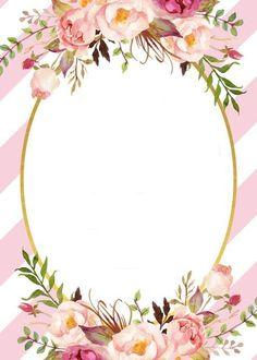 Invitation Background, Floral Invitation, Wedding Invitation Templates, Wedding Invitations, Scrapbook Background, Scrapbook Paper, Flower Background Wallpaper, Flower Backgrounds, Wallpaper Backgrounds