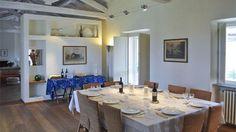 Villa toscane bord de mer