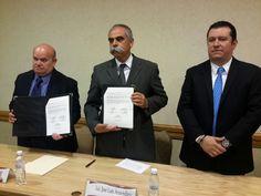 Chihuahua, Chih.- La Comisión Estatal de los Derechos Humanos y Expo Chihuahua suscribieron esta mañana un convenio de colaboración