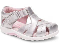 SRT Tulip Sandal, Silver