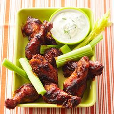 You are here  Midwest Living   Habanero Hot Wings for Super Bowl Sunday