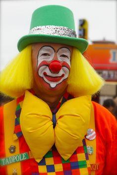 "Tadpole the Clown at the Ventura County Fair. 2013 Ventura County Fair, ""Boots, Barns & Banjos""."