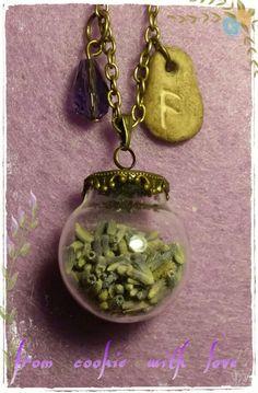 Lavendernecklace