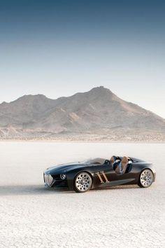 ♂ BMW 328 Hommage concept car.