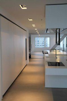 large sliding door kitchens - Google Search